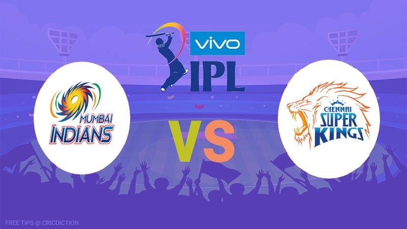 Mumbai Indians vs Chennai Super Kings