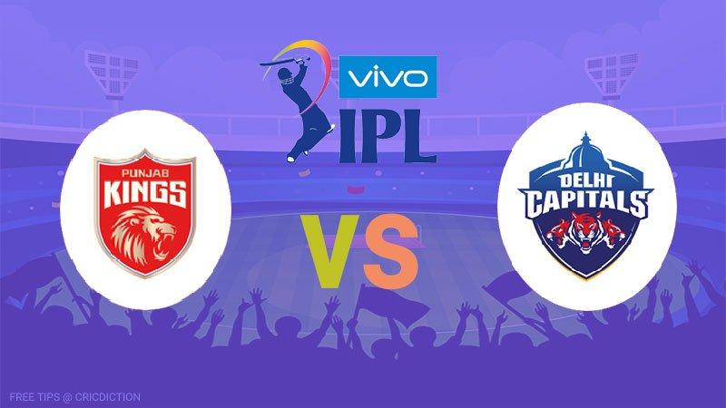 Punjab Kings vs Delhi Capitals