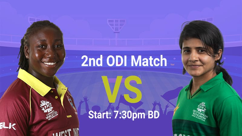 West Indies Women vs Pakistan Women
