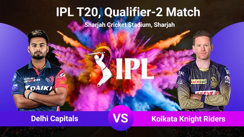 Delhi Capitals vs Kolkata Knight Riders